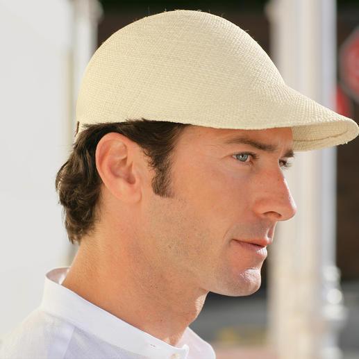 … eine luftige und attraktive Kopfbedeckung – auch für Männer.