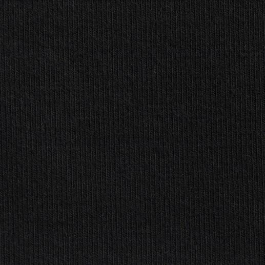 Ballett-Body Aus hautfreundlichem Baumwoll-Single-Jersey mit 8 % formendem Elasthan.