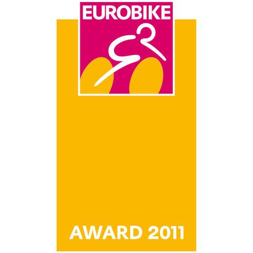 """Die uvex Variomatic wurde 2011 mit dem renommierten """"Eurobike Award"""" ausgezeichnet."""