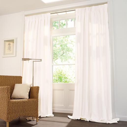 """Vorhang """"Thermi"""", 1 Vorhang Wärmeisolation, Schallschutz und Geräuschdämmung – ganz ohne Baumassnahmen."""