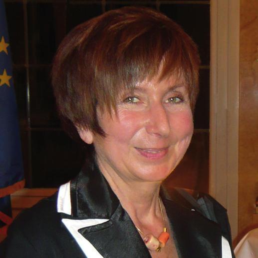 rosalie (*1953): Malerin, Objektkünstlerin, Bühnenbildnerin und Professorin für Gestaltung (Hochschule Offenbach).