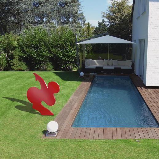 """Ein Highlight in Ihrem Garten: die 100 cm grosse """"SAPRI""""."""