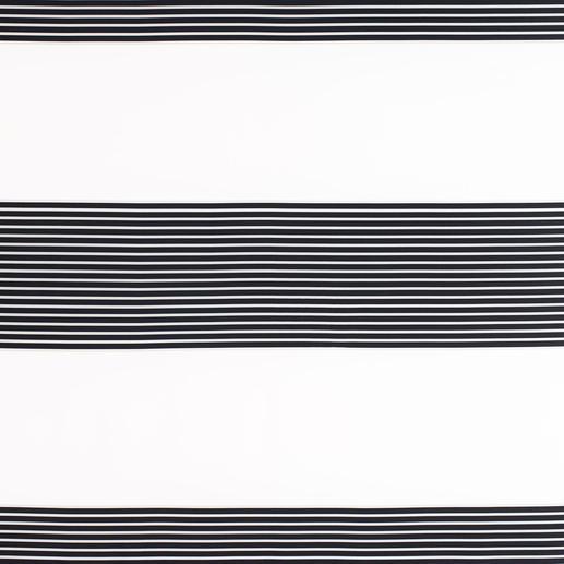 Vorhang Angie - 1 Stück Neu aus der JAB Anstoetz-Kollektion: Maritime Streifen auf ganz moderne Art.