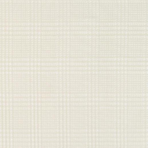 Vorhang Genua - 1 Stück Klassischer Glencheck, auf zartem Voile der neue Publikumsliebling.   Vom Münchner Stoff Frühling direkt in die Kobe Bestseller-Liste.