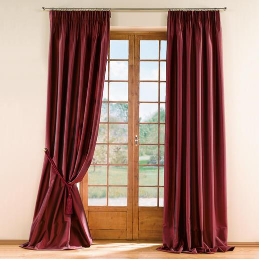 Vorhang Mandria Pariser Chic, der zu allen Einrichtungsstilen passt.  Und jede Mode überdauert.
