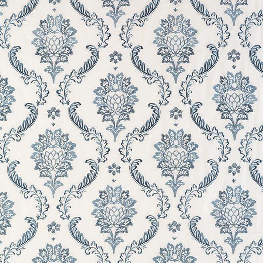 """Vorhang """"Tuam"""", 1 Vorhang Fernab üblicher Rosen-Romantik: Landhausstil modern und elegant."""