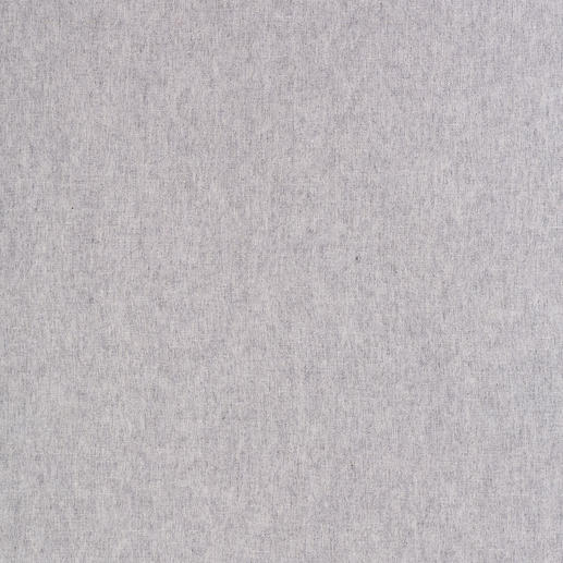 """Vorhang """"Tramontana"""", 1 Vorhang Wollig, matt, edel und charakteristisch meliert: Mehrfach schattiert gefärbte Wolle."""