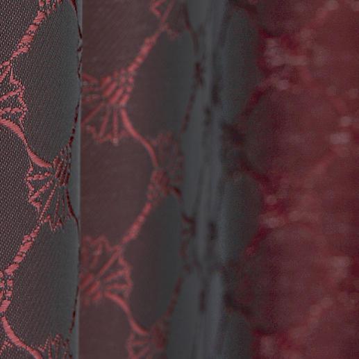 """Vorhang """"Gaillac"""", 1 Vorhang Edel-Jacquard von JOOP! Interessantes Dessin und Farbspiel mit der charakteristischen Kornblume."""