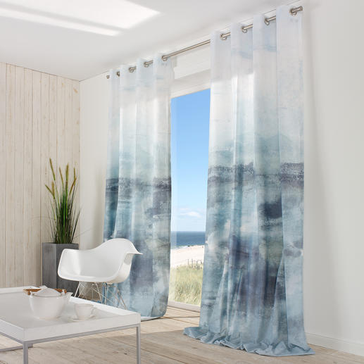 """Vorhang """"Panorama"""", 1 Vorhang - Das Highlight der aktuellen Kollektion von Christian Fischbacher."""
