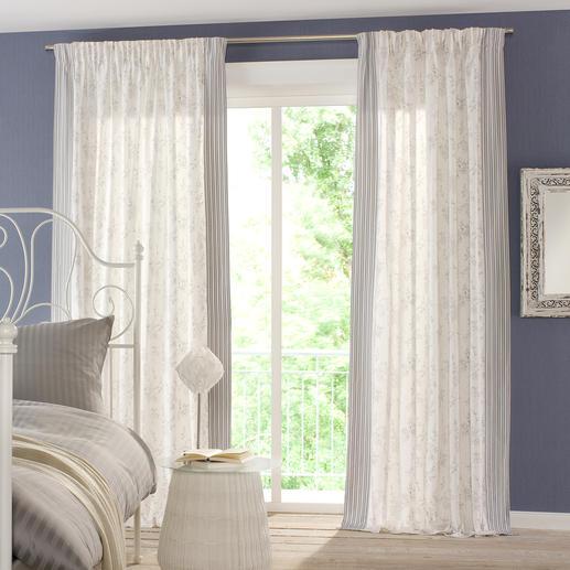 """Vorhang """"Clover"""", 1 Vorhang - Interior-Trends 2013: Natur.  Florale und geometrische Muster. Minimalismus."""