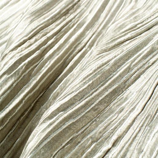 """Vorhang """"Brenda"""", 1 Vorhang Die voluminöse Wirkung eines wattierten Matelassé-Gewebes.  Aber lichter, leichter, fliessender."""