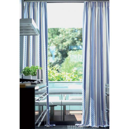 """Vorhang """"Parrot"""", 1 Vorhang - Klare Formen, helle, natürliche Farben, robuster , unkomplizierter Stoff – perfekt zu dem frischen nordischen Look mit viel Weiss und Holz."""