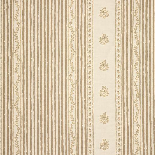 Vorhang La Mara - 1 Stück Der perfekte Deko-Schal für opulente Draperien im französischen Landhausstil.