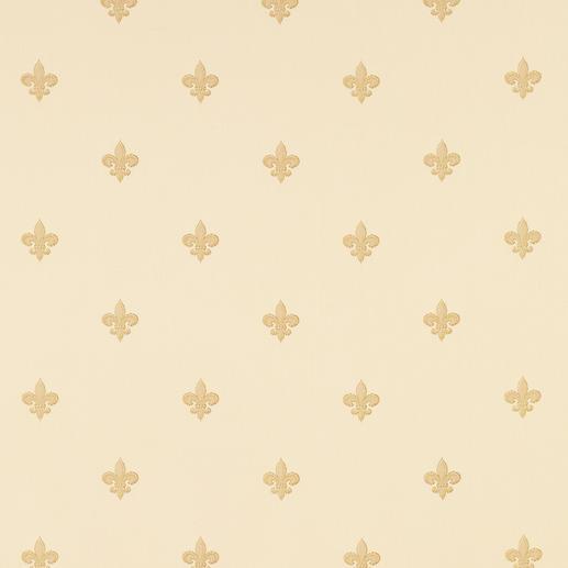 Vorhang Rufina - 1 Stück Die königliche Fleur-de-Lys verströmt höfische Eleganz.