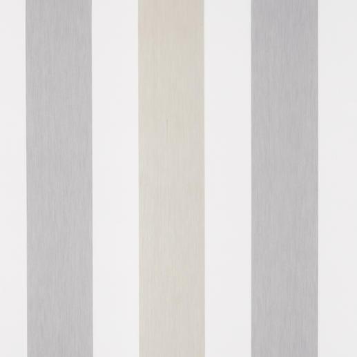 """Vorhang """"Luca"""", 1 Vorhang Viel interessanter als das übliche Weiss: Der Store mit Blockstreifen."""