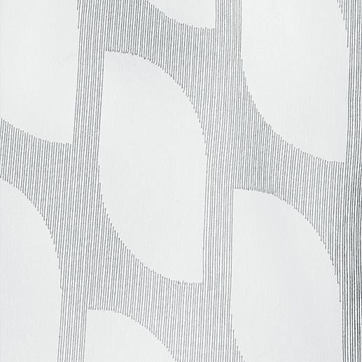 Store Arizona - 1 Stück Trendiges Grafik-Dessin, als echter Scherli gewebt.