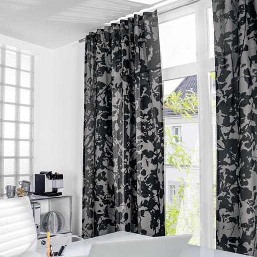 Vorhang Glade - 1 Stück Aluminium-metallisiert: Der perfekte Sonnen-, Blend- und Wärmeschutz.