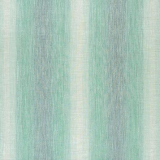 Vorhang Cassano - 1 Stück Effektvolle Ombré-Streifen. Aktuelle Farben. Trendige Leinen-Optik.