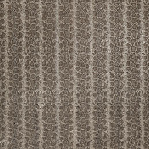 """Vorhang """"Python"""", 1 Vorhang Realistisch wie selten: Plastischer Python-Look mit innovativem Folien-Finish."""