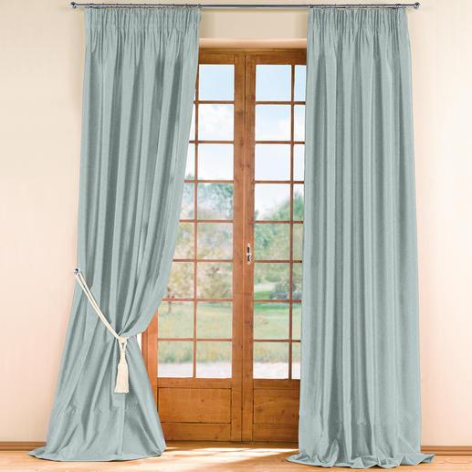 """Vorhang """"Sandria"""" Pariser Chic, der zu allen Einrichtungsstilen passt. Und jede Mode überdauert."""