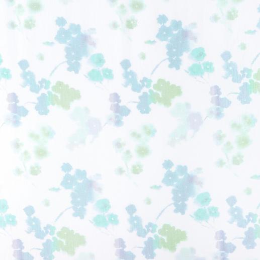 """Store Cloud - 1 Stück Wie von Hand gemalt: Der Store zum Trend-Thema """"Aqua Flowers""""."""