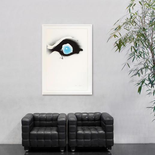 """Ein aussergewöhnlicher """"Eye-catcher"""" an jeder Wand."""