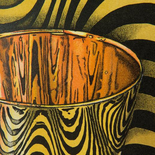 Spiegelungen auf metallischen Objekten machten die Künstlerin weltberühmt.