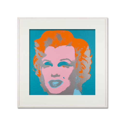 """""""Marilyn hellblau"""""""