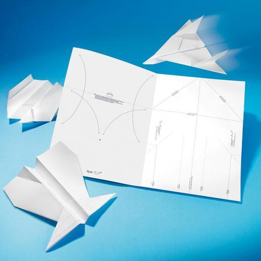 MyFirstJet - Ihren ersten Papierflieger haben Sie als Kind gebaut – jetzt bauen Sie Ihren besten.