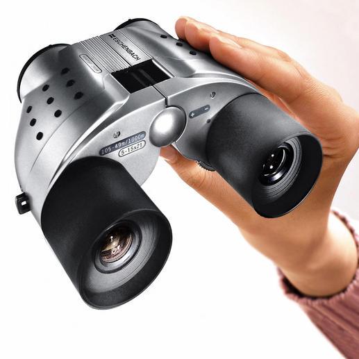 Fernglas Vektor Zoom - Vergrössert bis zu 15fach.