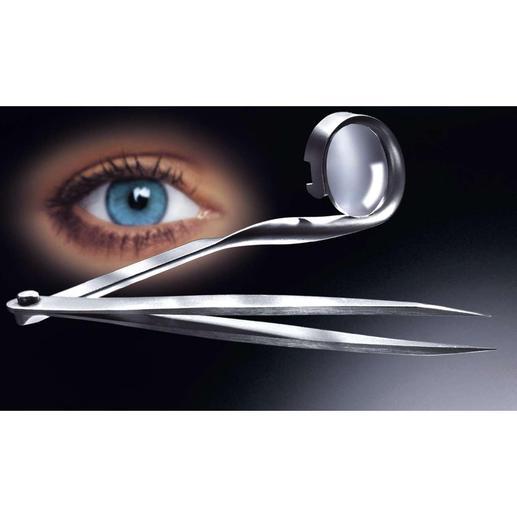 Manikür-Set Nagelpflege-Set und Pinzetten vom Schweizer Hersteller chirurgischer Instrumente.