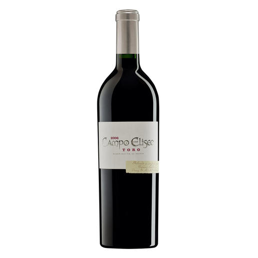 Campo Eliseo 2006, Toro DO, Spanien - 95 Punkte im Wine Enthusiast. (Ausgabe vom 15.12.2011)