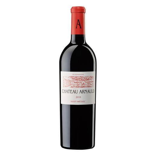 """Château Arnauld 2010, Bordeaux, Frankreich - Der """"beste Bordeaux"""". (Aus mehr als 70 verkosteten Bordeaux, Mundus Vini, Sommerverkostung 2014)"""