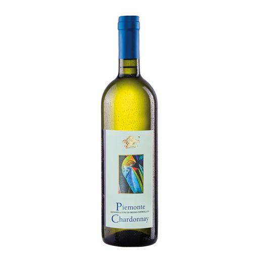 Chardonnay 2014, Bonfante & Chiarle, Piemont DOC, Italien - Der Weinmacher des Jahres 2005 (Gambero Rosso) verblüfft die Weinwelt mit diesem leichten Chardonnay.
