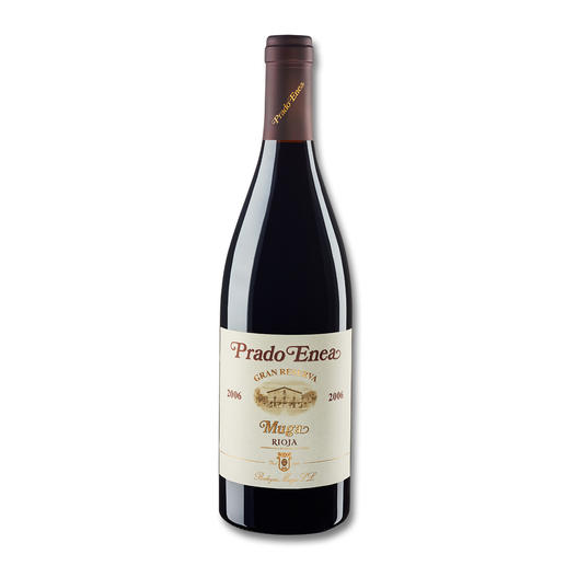 "Muga Prado Enea 2006, Bodegas Muga, Rioja, Spanien - ""...traditioneller Rioja at it's best. 96 Punkte."" (Robert Parker, Wine Advocate 218, 04/2015)"