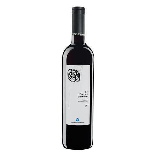 "Flor d'Englora 2011, Baronia del Montsant, Montsant, Spanien - ""… dicht, (…) kraftvoll, (…) und dennoch sehr fein."" 90 Punkte. (Robert Parker, Wine Advocate 200, 02/2012)"