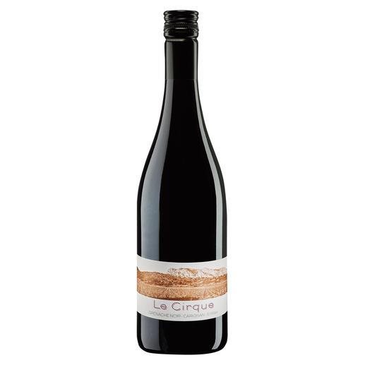 "Le Cirque 2014, Vignerons de Tautavel Vingrau, Roussillon AOC, Frankreich ""… anmutig (…) aussergewöhnlich (…) fantastisch."" (Robert Parker über den Jahrgang 2012, Wine Advocate 212, 04/2014)"
