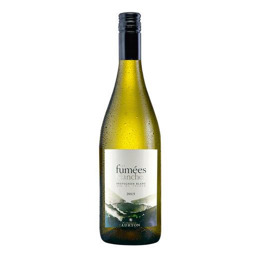 """Sauvignon Blanc """"Les Fumées Blanches"""" 2015, J&F Lurton, Vin de France, Frankreich - Jacques Lurtons erfreulich erschwinglicher Sauvignon Blanc."""