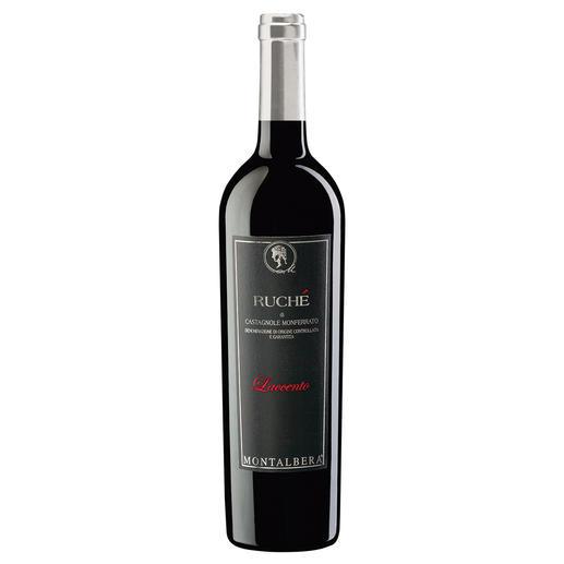 Laccento Ruché 2014, Weingut Montalbera, Monferrato DOCG, Piemont, Italien - 98 Punkte von Luca Maroni. (Luca Maroni, Annuario dei Migliori Vini Italiani 2016)