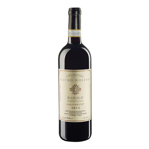 Barolo Gallinotto 2012, Azienda Agricola Mauro Molino, Piemont, Italien Lange gesucht. Endlich gefunden. Der klassisch-elegante Barolo  zum erfreulich günstigen Preis.