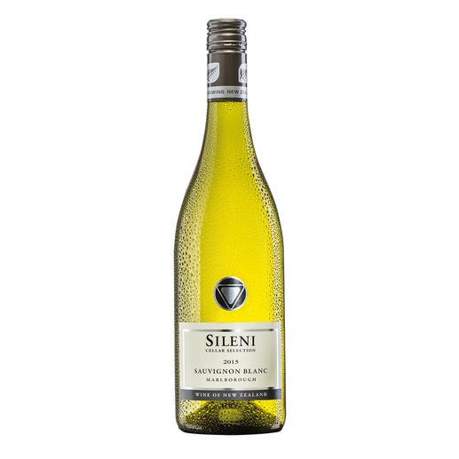 """Sileni Sauvignon Blanc 2015, Sileni Estate, Marlborough, Neuseeland - """"Der beste Weisswein aus Neuseeland."""" (Von mehr als 70 Weissweinen Neuseelands, Mundus Vini 2013, www.mundusvini.com)"""