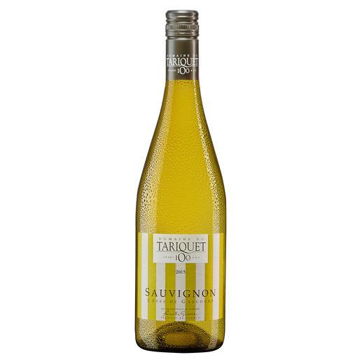 Tariquet Sauvignon Blanc 2015, Domaine du Tariquet, Côtes de Gascogne IGP, Frankreich Der Weisswein des Jahres aus Frankreich (Weinwirtschaft 01/2012 über den Jahrgang 2011)