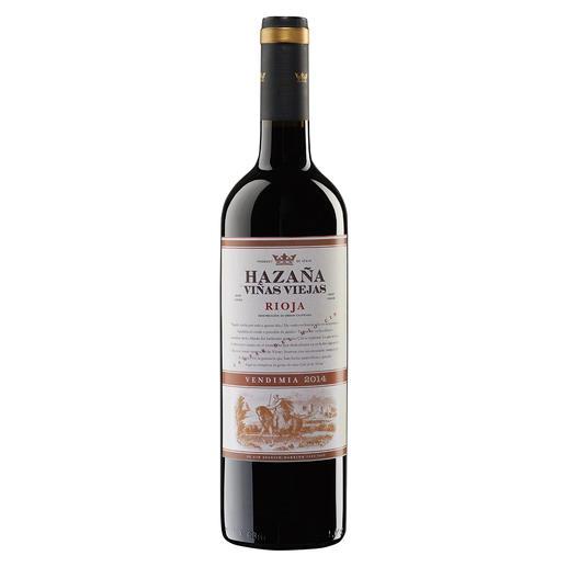 """Hazaña Viñas Viejas 2014, Bodegas Abanico, Rioja, Spanien - """"Einfach eines der grössten Schnäppchen in der Rioja, das man für Geld kaufen kann."""" (Robert Parker, www.robertparker.com, Interim – 07/2015)"""
