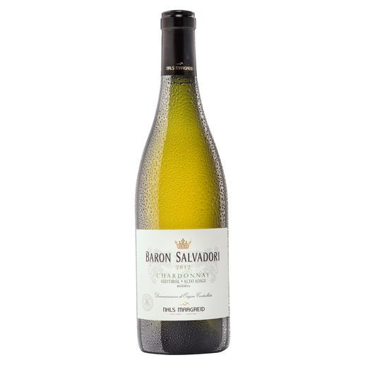 Baron Salvadori Chardonnay 2012, Südtirol, Italien Ein Grand-Cru-Burgunder aus Italien? Zu so einem erfreulichen Preis?