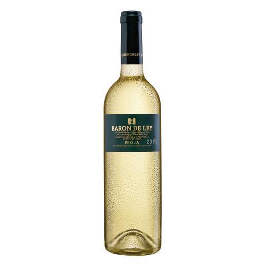Rioja Blanco 2015, Baron de Ley, Rioja DOC, Spanien - Der weisse Rioja: kaum bekannt. Und daher (noch) erfreulich günstig.