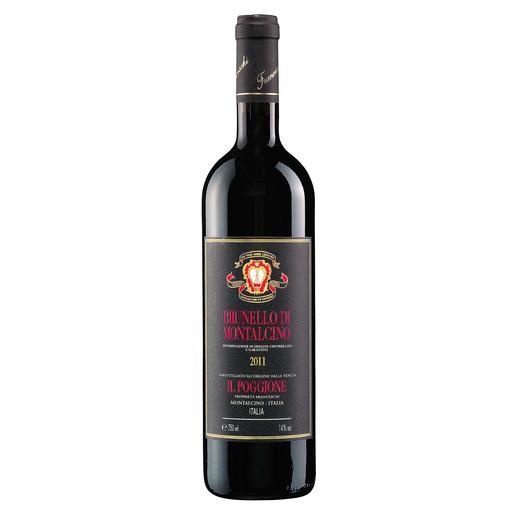 "Brunello di Montalcino DOCG 2012, Tenuta Il Poggione, Toskana, Italien ""…einer meiner Favoriten des Jahrgangs."" (Robert Parker, www.robertparker.com, Wine Advocate 223, 03/2016.)"