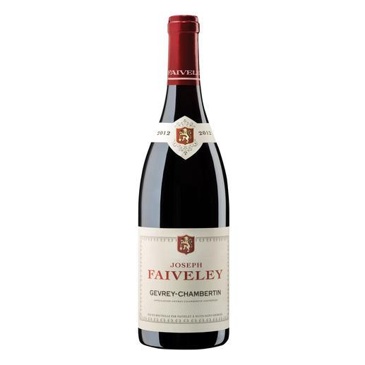 Gevrey-Chambertin 2012, Domaine Faiveley, Burgund, Frankreich Gevrey-Chambertin – ein grosser Wein. Zu einem erfreulich günstigen Preis.