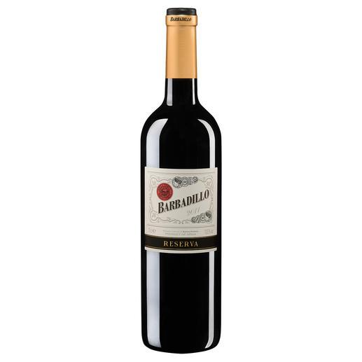 "Barbadillo Reserva 2011, Bodegas Pirineos, Somontano, Spanien Der ""beste Rotwein Spaniens"". Unter 549 (!) Konkurrenten. (Mundus Vini Sommerverkostung 2016)"