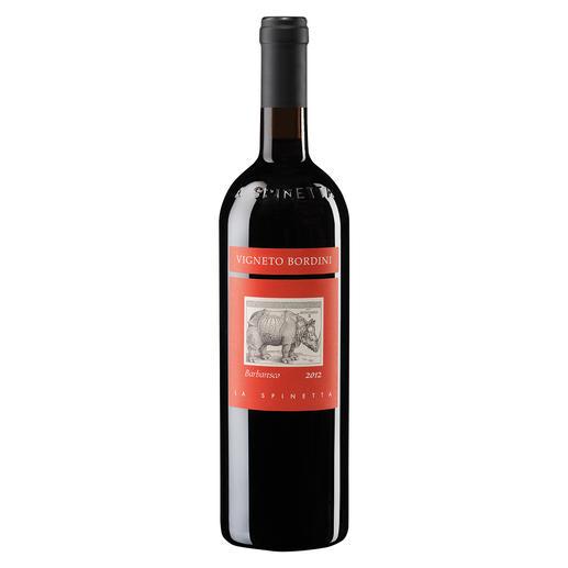 Barbaresco Bordini 2012, La Spinetta, Piemont, Italien Selten: Barbaresco. 93 Parker-Punkte. Unter 50 Fr. (Wine Advocate 225, 05/2016)