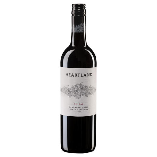 """Heartland Shiraz 2014, Heartland Wines, Langhorne Creek, Australien Der Sieger unserer Wine Competition """"Shiraz bis 15 Franken, Oktober 2016"""" (Von 51 verkosteten Weinen unter 15 Franken aus der Rebsorte Shiraz.)"""